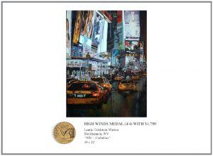 Laurie Warren NWWS-gmf, TWSA, WW Warren Watercolors, WV, PA, NY