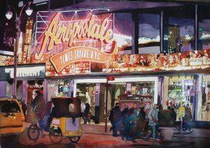 Laurie Warren WW, SWS, NEWS, Warren Watercolors, Buckhannon, Elkins, Morgantown, Charleston, WV, PA, NY